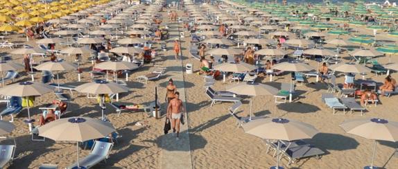 Beach 33 Spiaggia Rimini Homebeach 33 Bathhouse Beach Rimini